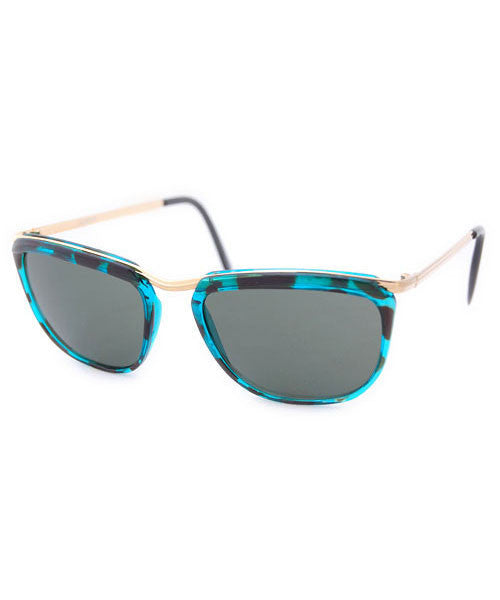 notorious blue sunglasses