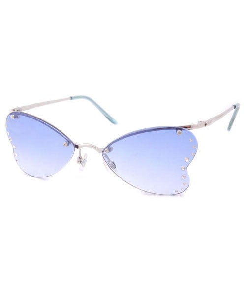 nympha blue sunglasses
