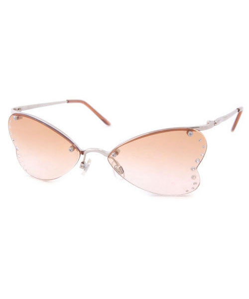 nympha brown sunglasses
