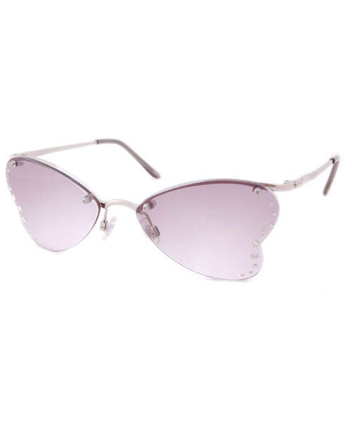 nympha smoke sunglasses