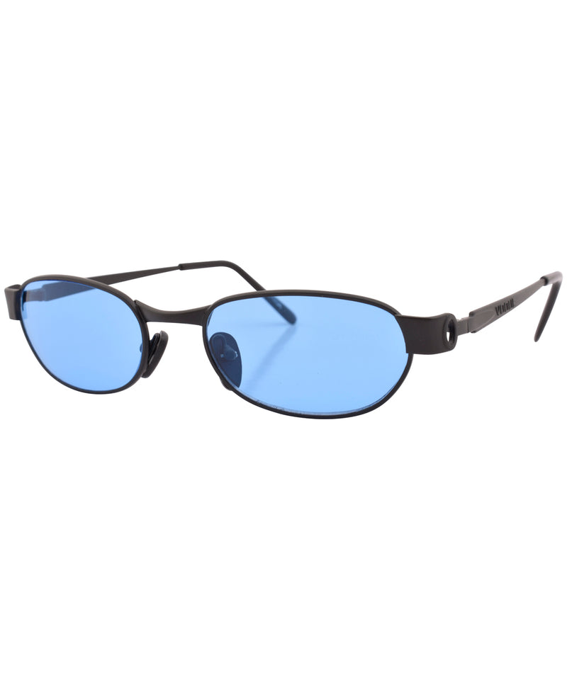 ny news black blue sunglasses
