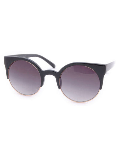 odette black sunglasses