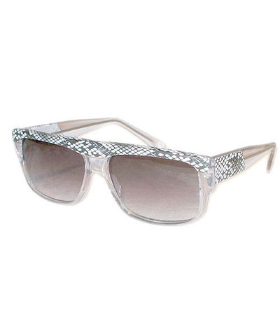 massive crystal black sunglasses
