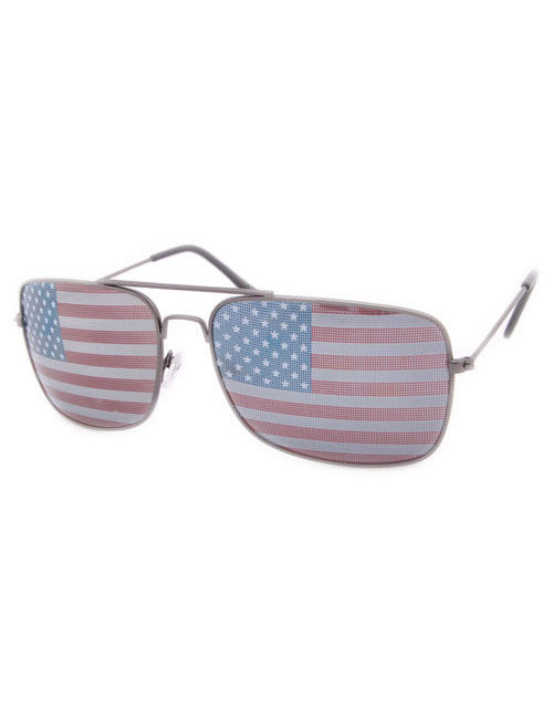 ok usa pewter sunglasses