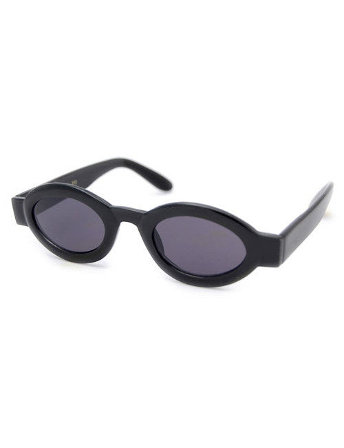 oliver black sunglasses