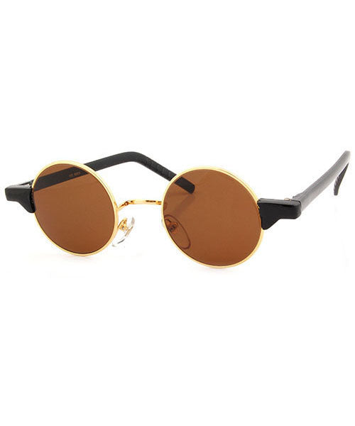 ontrack black brown sunglasses