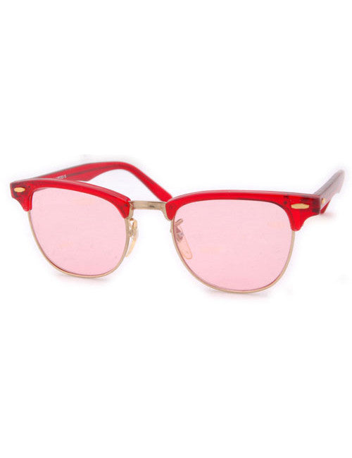 optimist red sunglasses