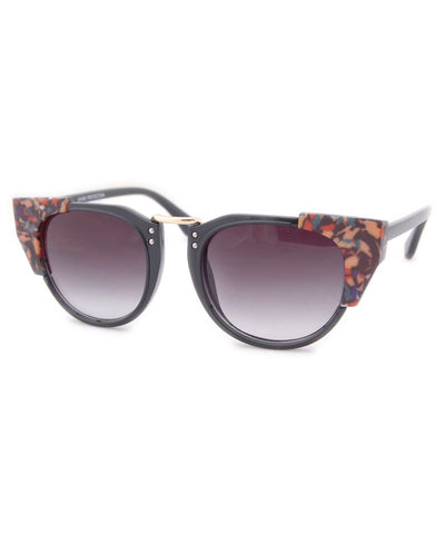 ora black sunglasses