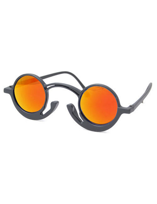 orson black fire sunglasses