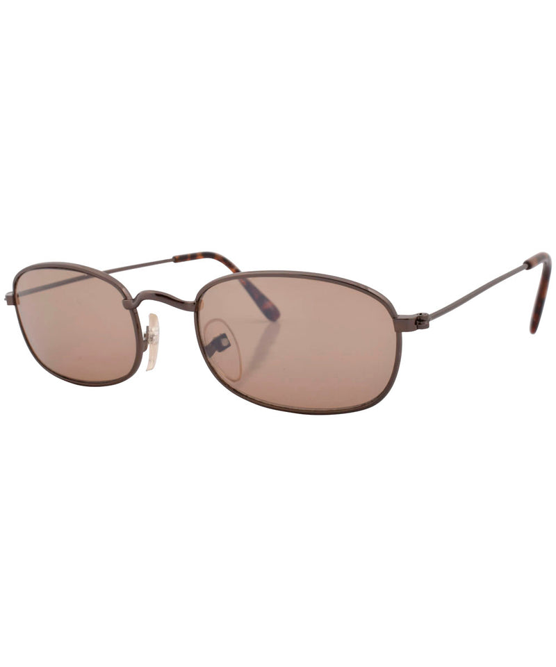 outsider brown sunglasses