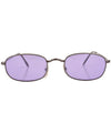 outsider purple gun sunglasses