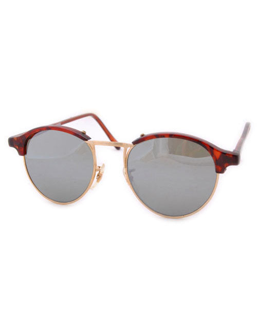 oxford tortoise gold sunglasses
