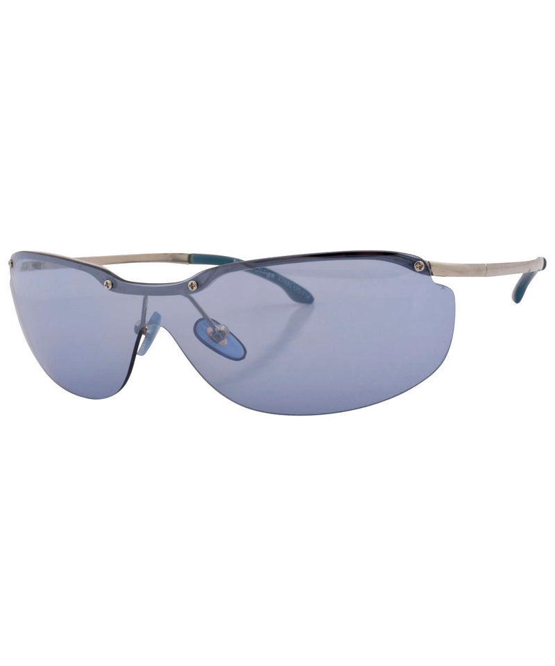 oxygen blue sunglasses