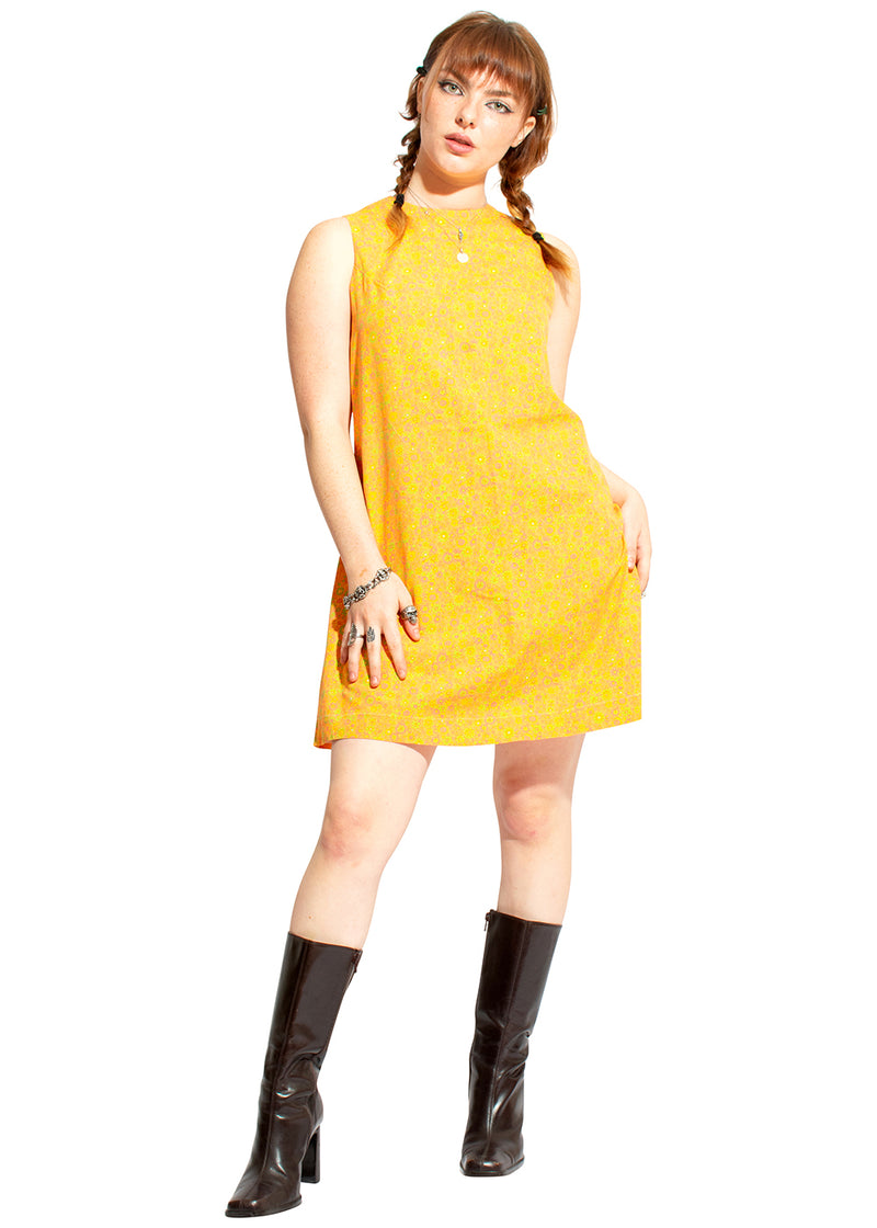 Orangina Dress