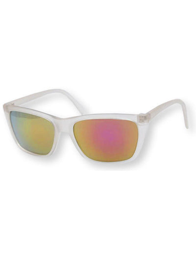 laguna frost rosygold sunglasses