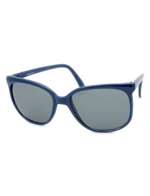 waves navy sunglasses