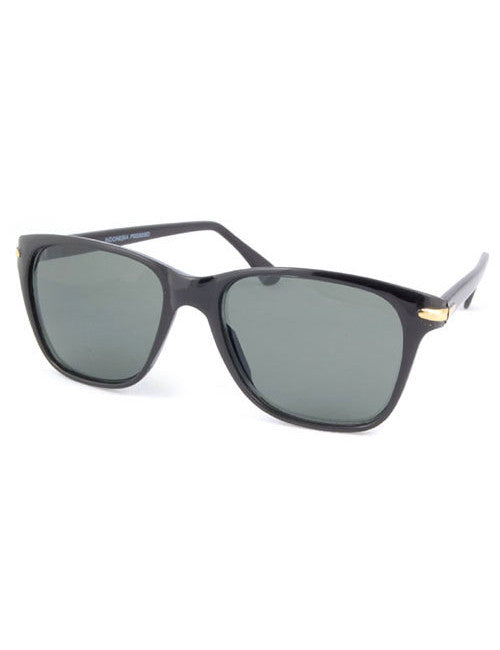 downtown black sunglasses