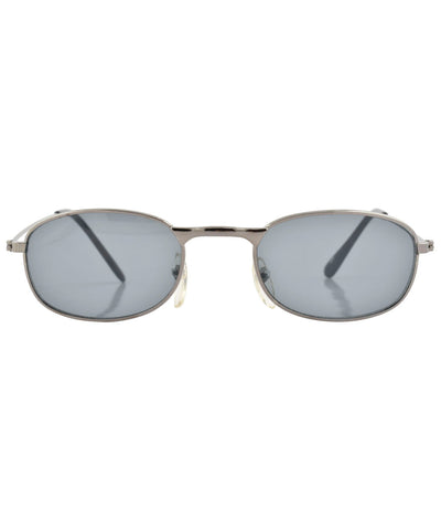 paid gunmetal sunglasses