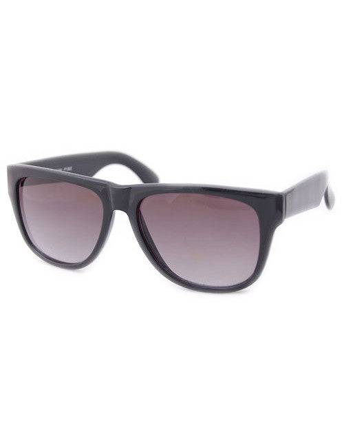 palisades gloss black sunglasses