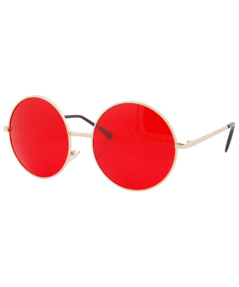 pancakes red sunglasses