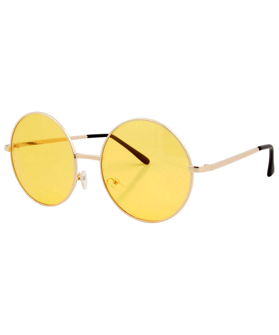 pancakes yellow sunglasses