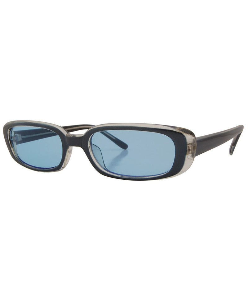 par tease blue sunglasses