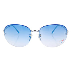paris blue sunglasses
