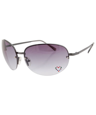 paris smoke sunglasses