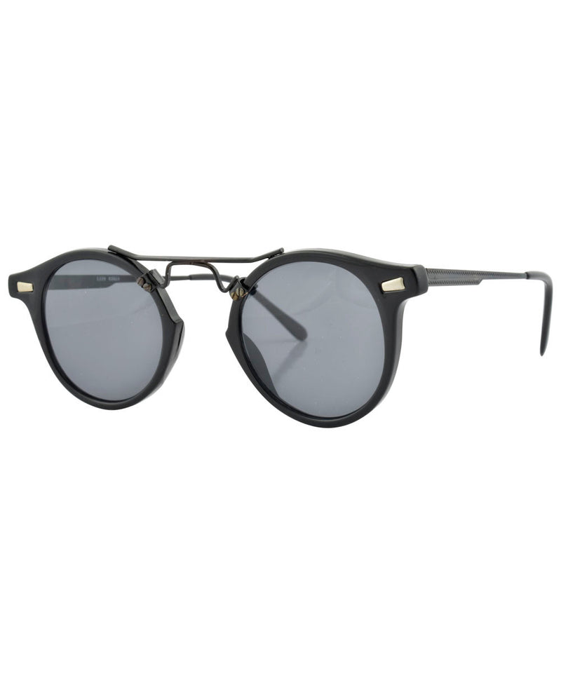 parts black sunglasses