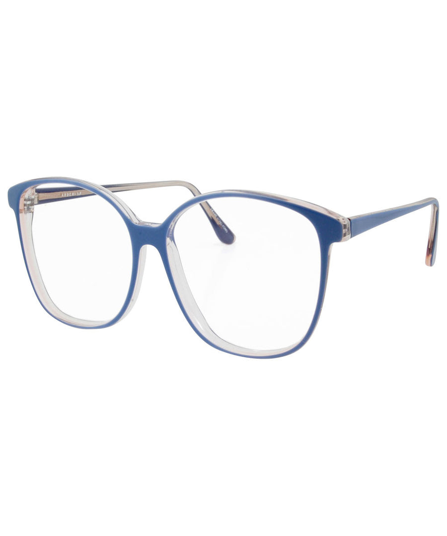 pastelle blue sunglasses