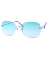 P.C.P. Aqua Womens Sunglasses