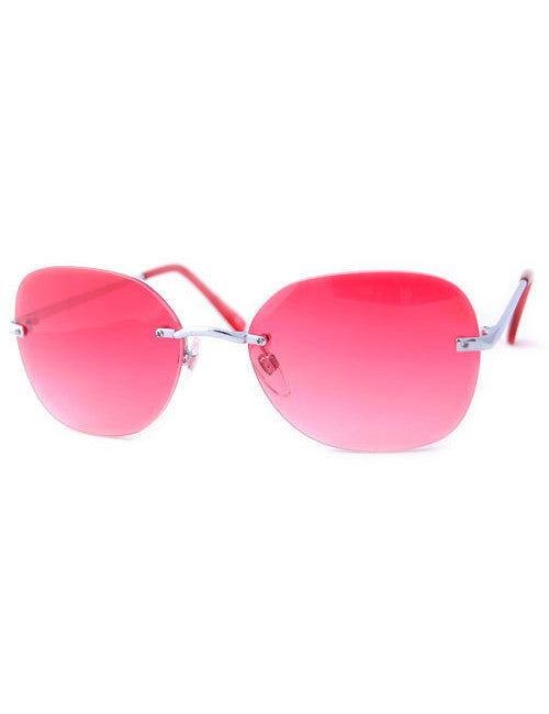 pcp red sunglasses