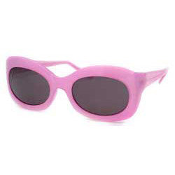 peaches pink sunglasses