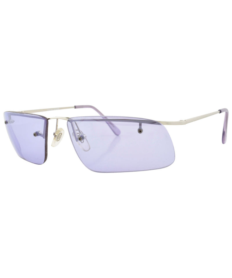 pecker purple sunglasses