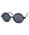 peeper black sunglasses