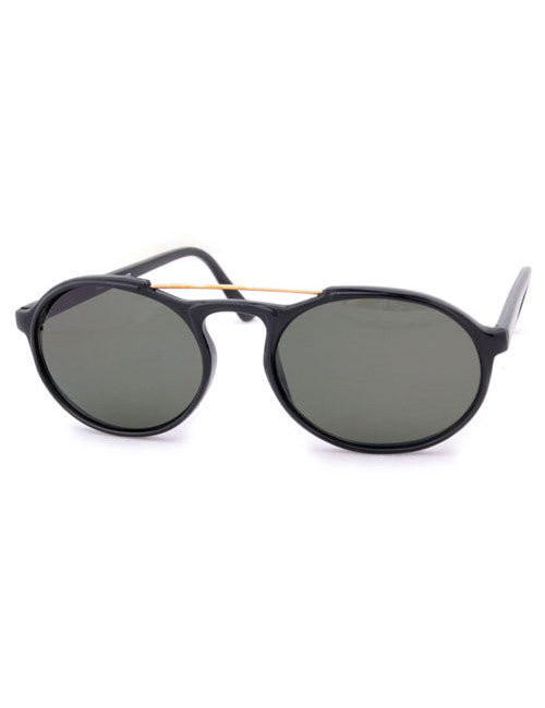 pence black sunglasses