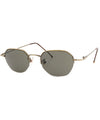 pencil brass sunglasses