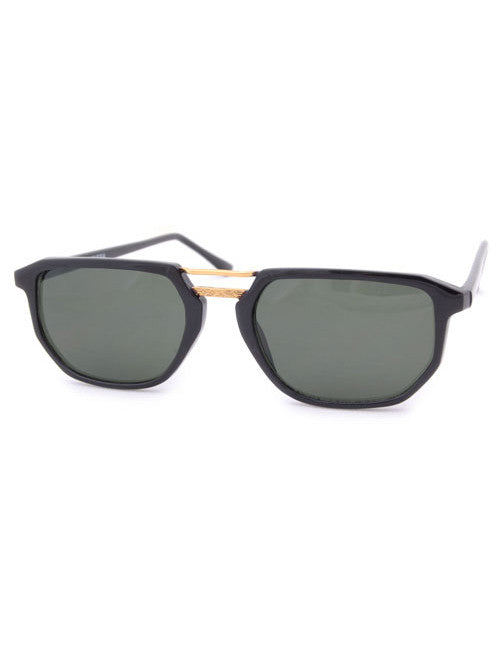 perrin black sunglasses