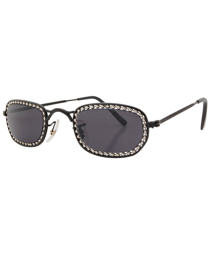 pistola black sunglasses