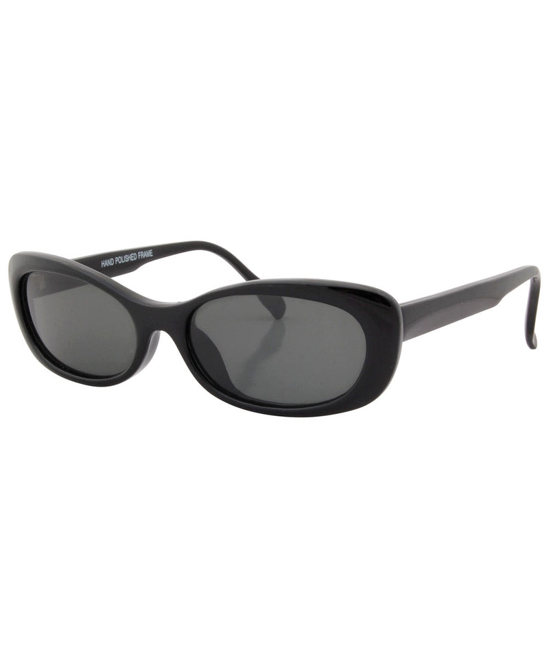 pixie black sunglasses