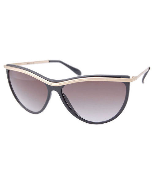 pleasure park black sunglasses
