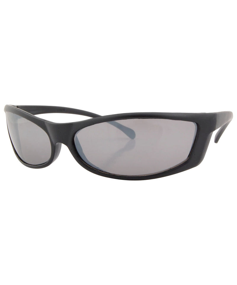 pleazer black sunglasses