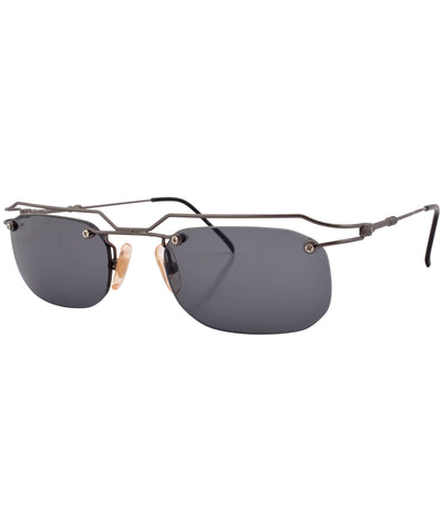 plus good gunmetal sunglasses