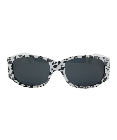 poetic dalmatian sunglasses