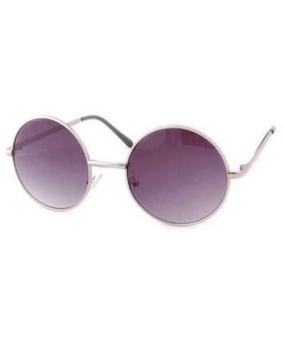 pong silver smoke sunglasses