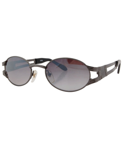 pose gunmetal sunglasses