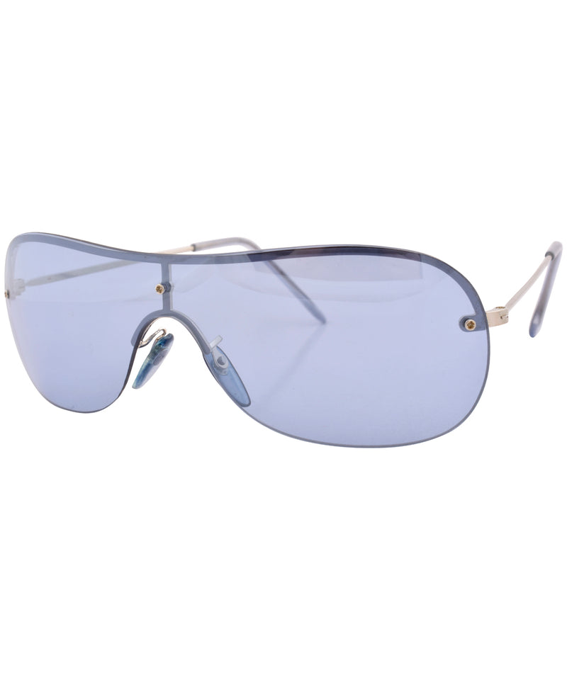 potential blue sunglasses
