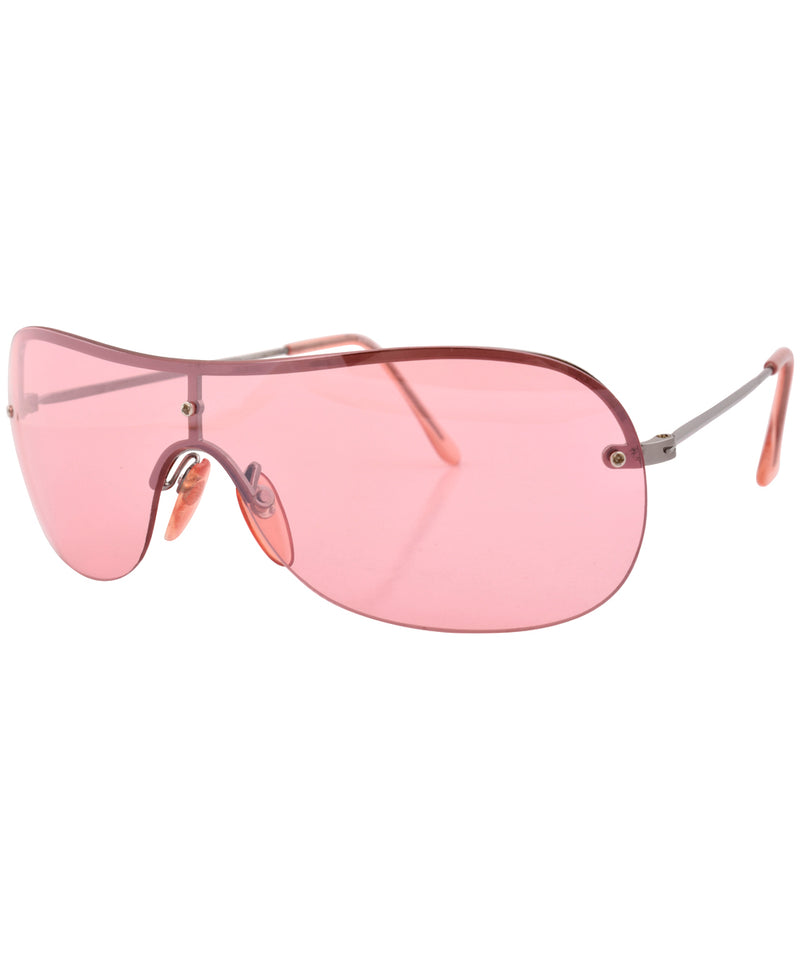 potential pink sunglasses