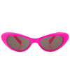pow pink sunglasses