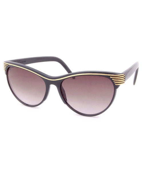prelude black sunglasses